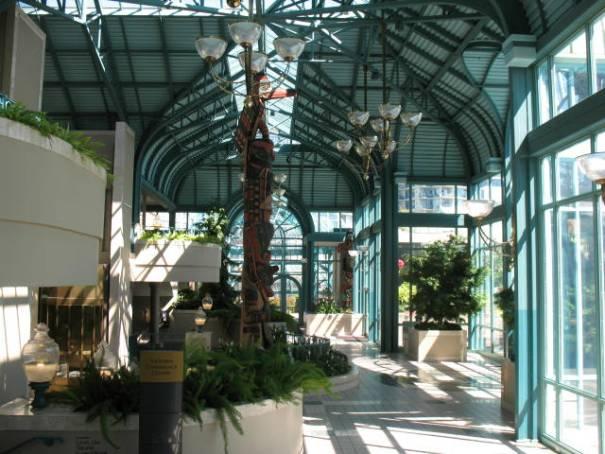 Fairmont Hotel Empress Convention Center