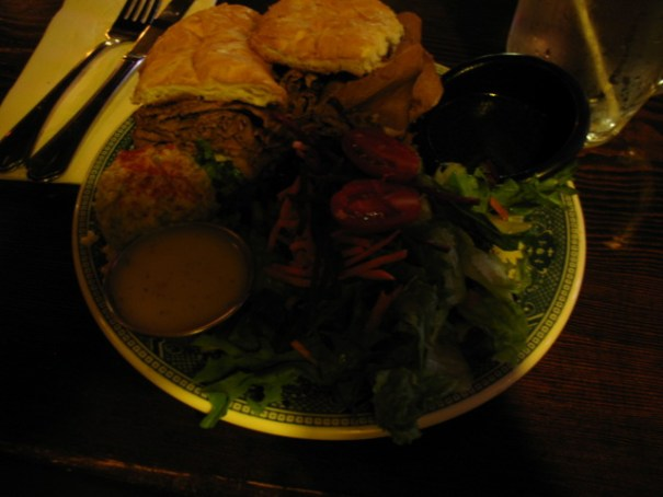 Beef Dip, look out gout!