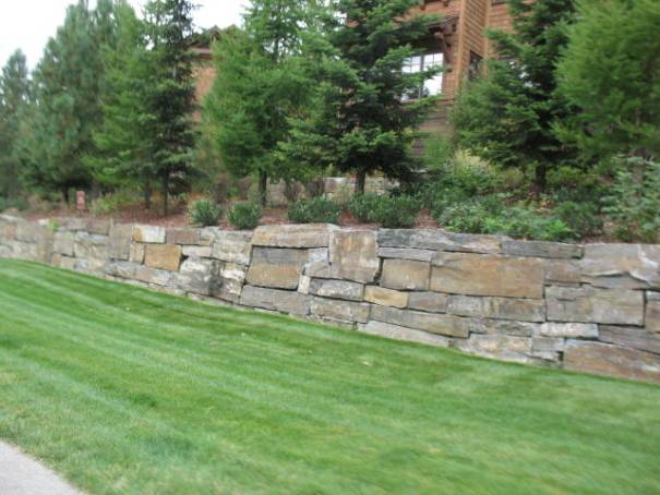 Great Retaining Wall.