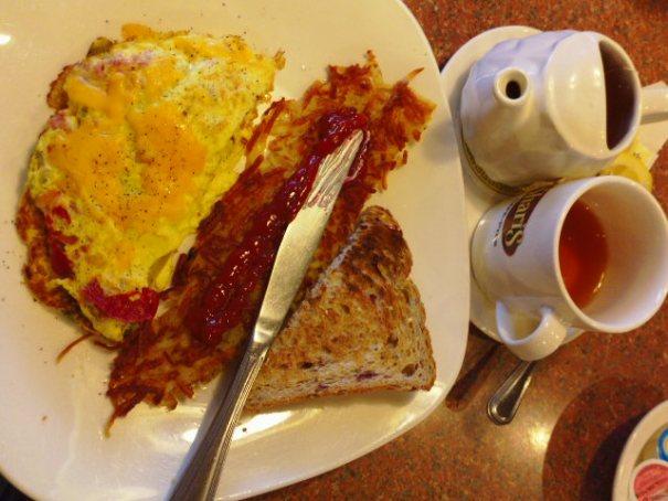 Denver Omelette.