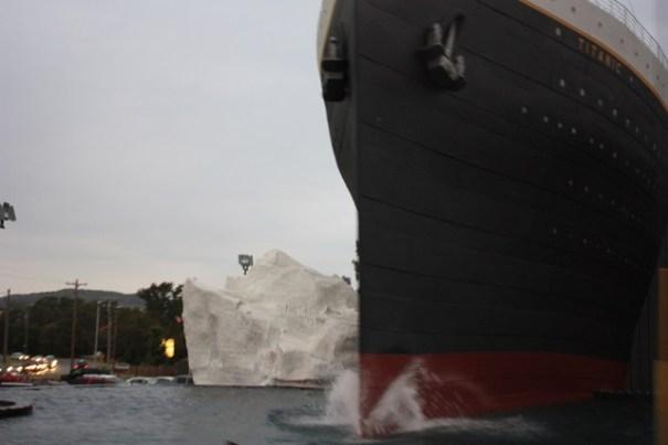 Titanic museum.