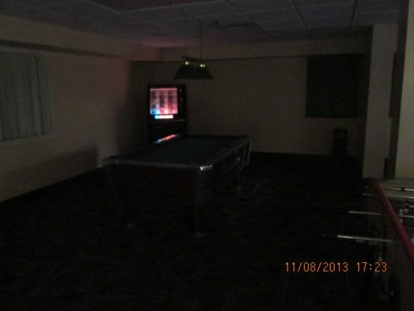 Activity Room.