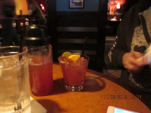 Lex's $10.00 drink.