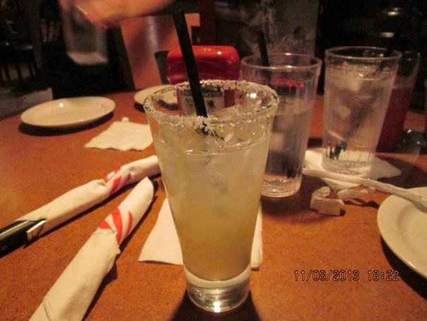 Edie's $3 Margarita.