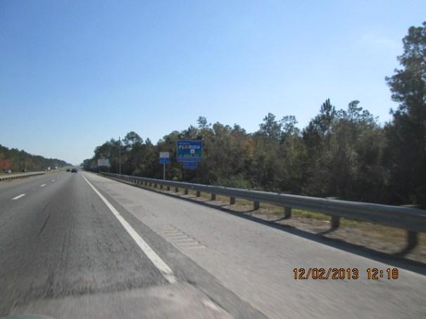 Florida sign.