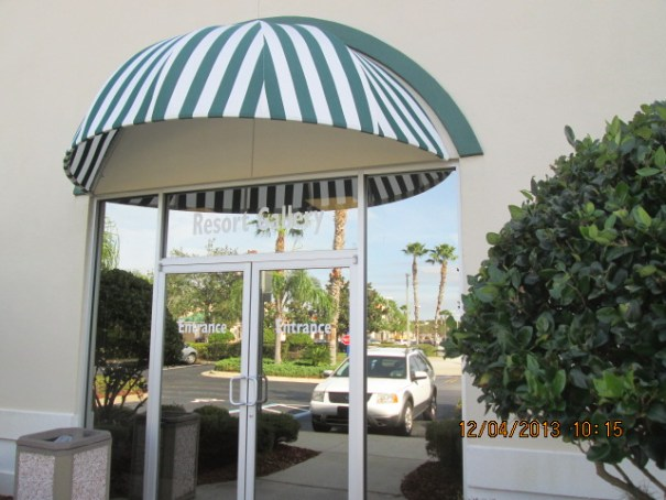 Summer Bay Resort Welcome Center.