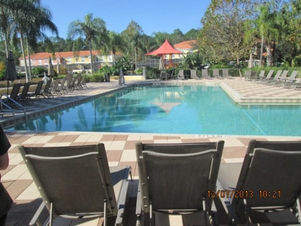 Beautiful pools.