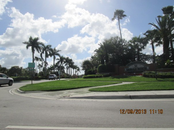 Beautiful neighborhoods everywhere.  Get the sense that Weston is a very young town.