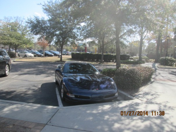 Their Corvette.