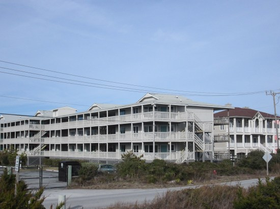 Our building.