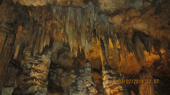 Stalactite (Will hold on tight)