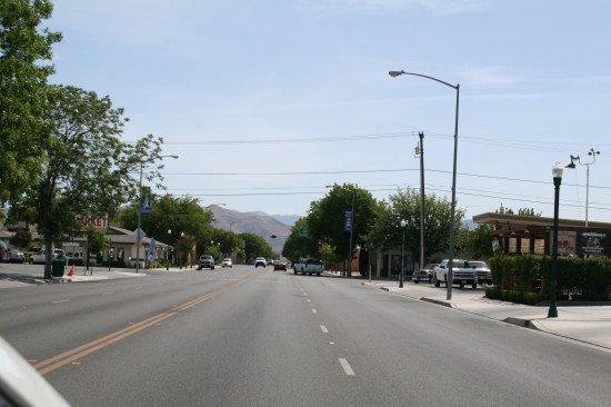 Coalinga is a clean, neat little town.