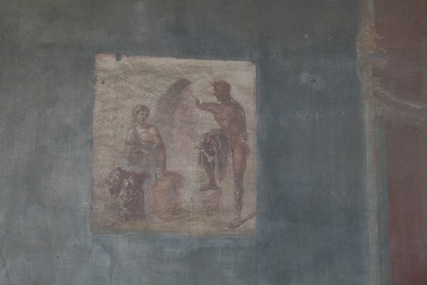 Artist made a good living in Pompeii, until they didn't.
