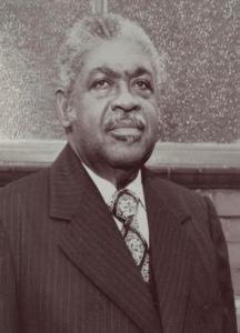 Bishop Wilfred A Shaw