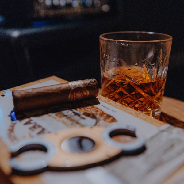 Full Up Speakeasy Special Events Whisky and Cigars