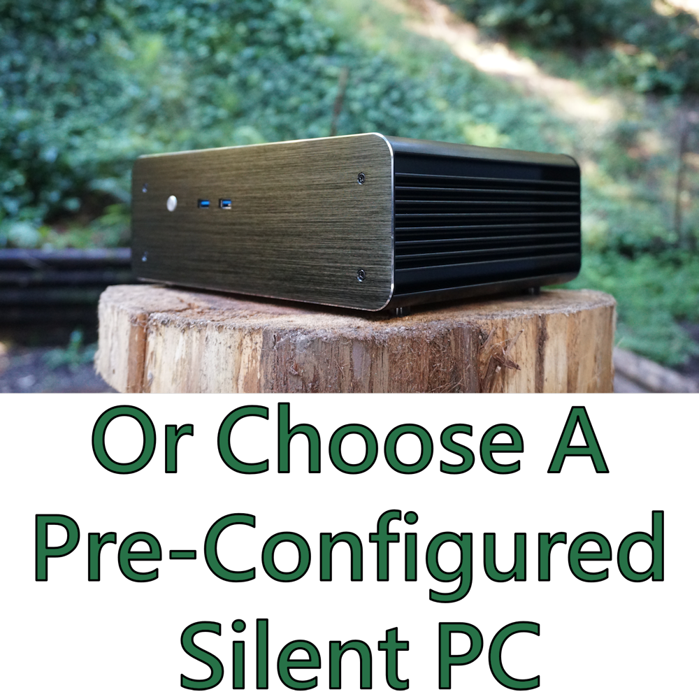 Home - Fully Silent PCs