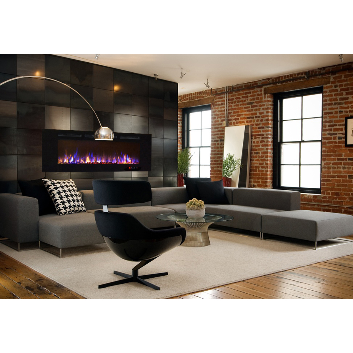 Regal Flame Astoria 60 Inch Built In Ventless Heater