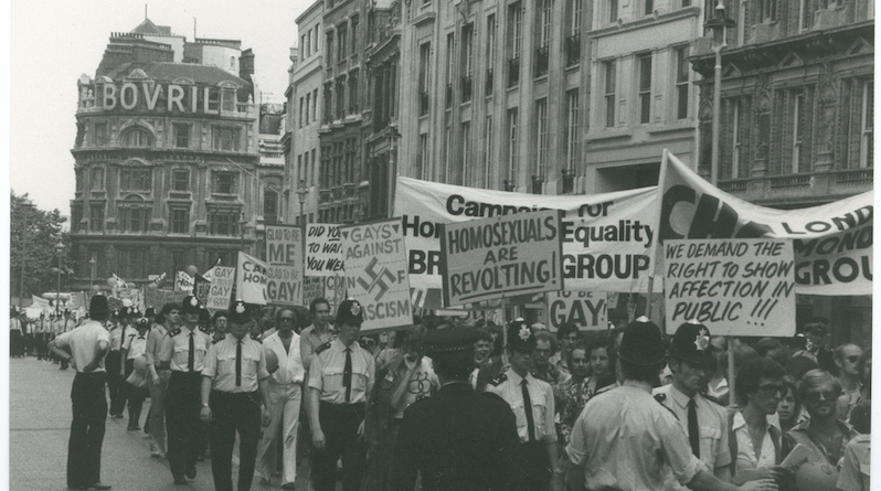A Brief History Of LGBT Pride