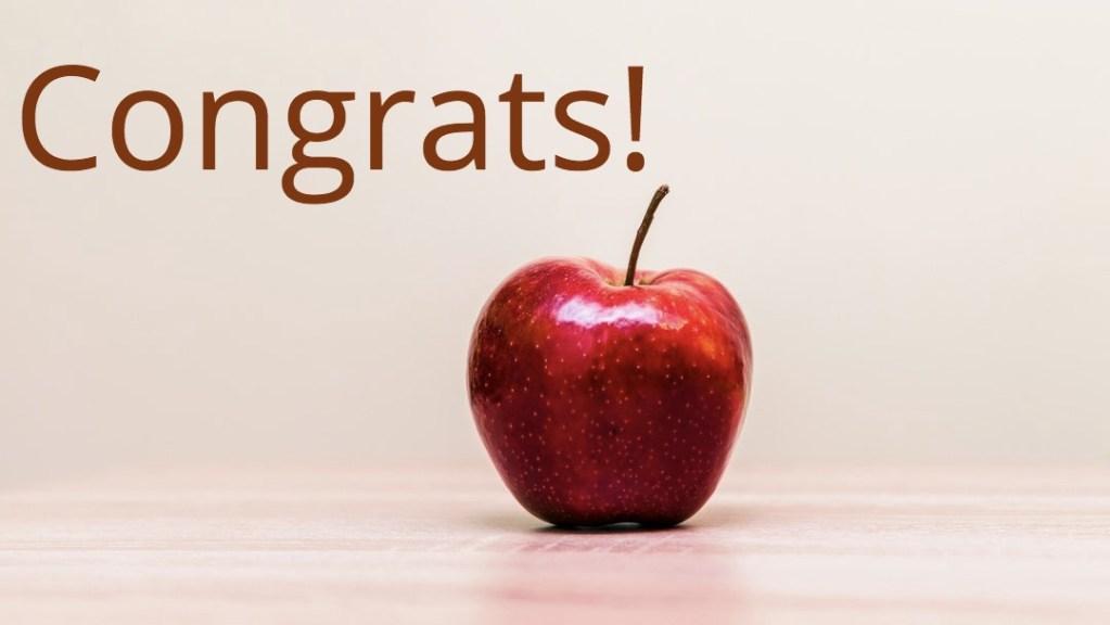Congratulations Methodist Christian School!