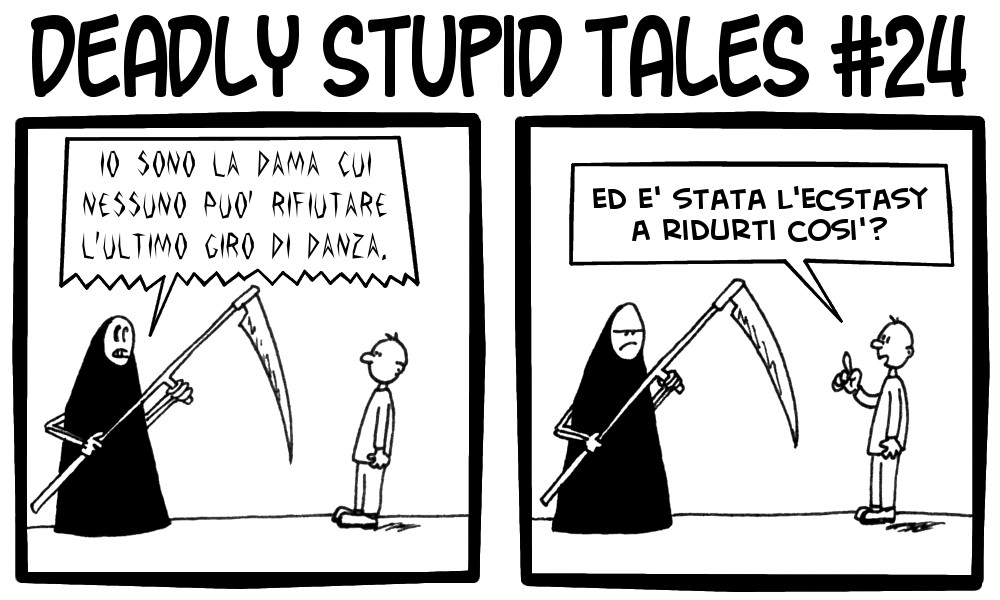 Deadly Stupid Tales 24