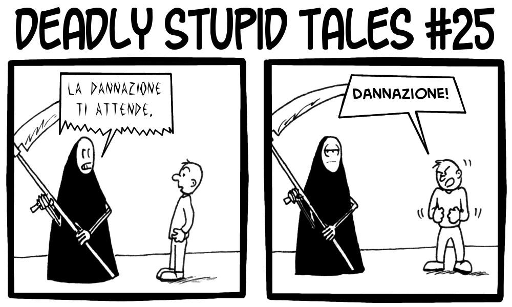 Deadly Stupid Tales 25