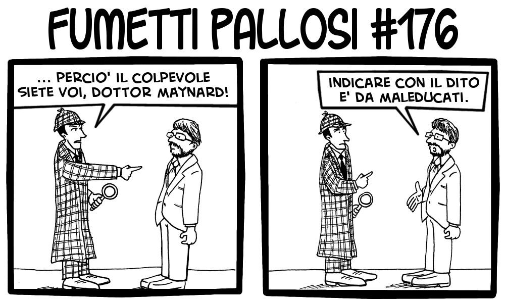 Fumetti Pallosi 176