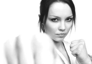 donna karate