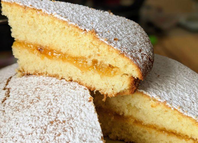 Torta nonna Apricale