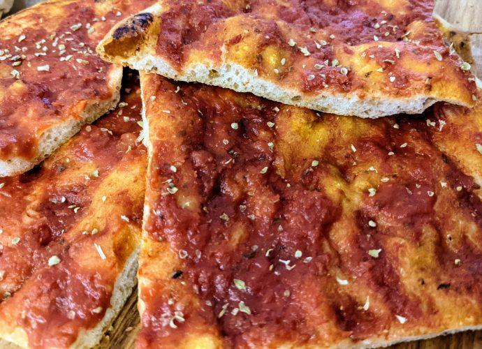 Pizza Rossa Romana