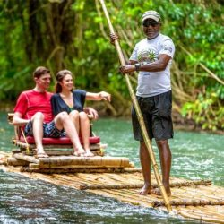 Lethe River Rafting and Limestone Body Message