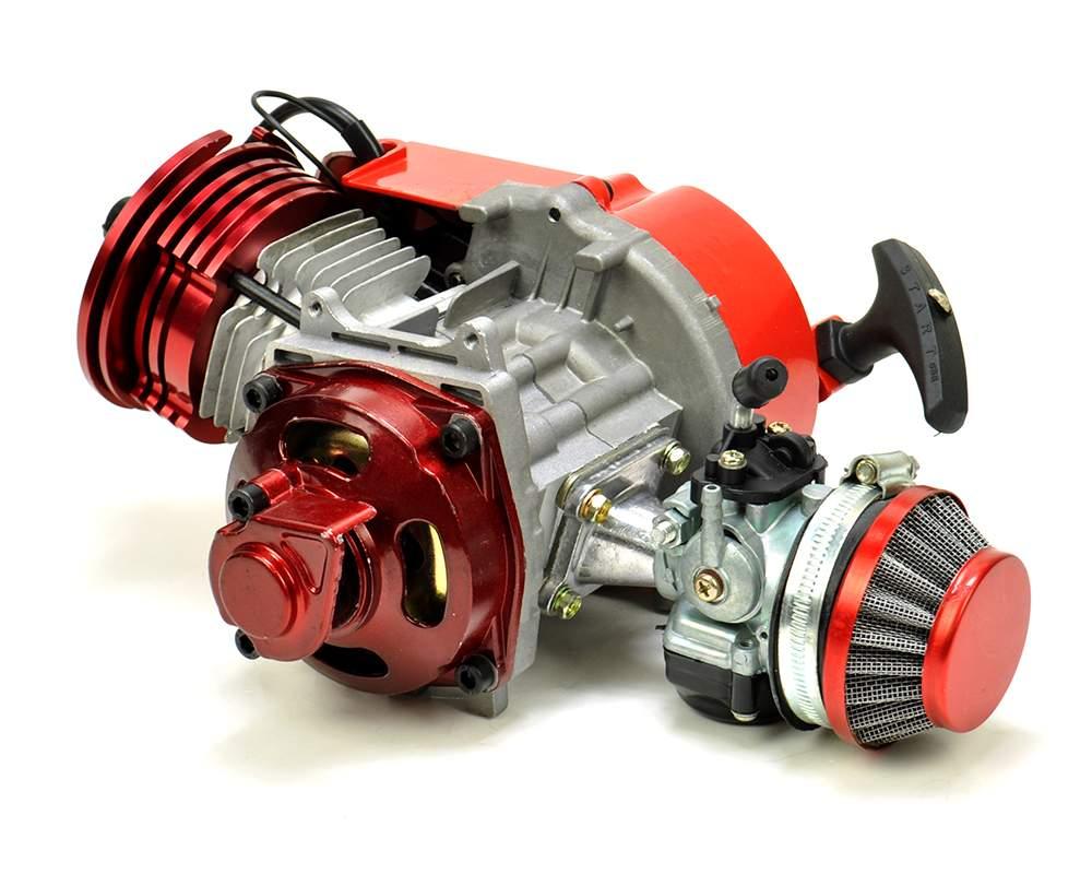 50cc Scooter Engine Diagram