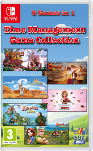 Time Management Game Collection | Nintendo Switch