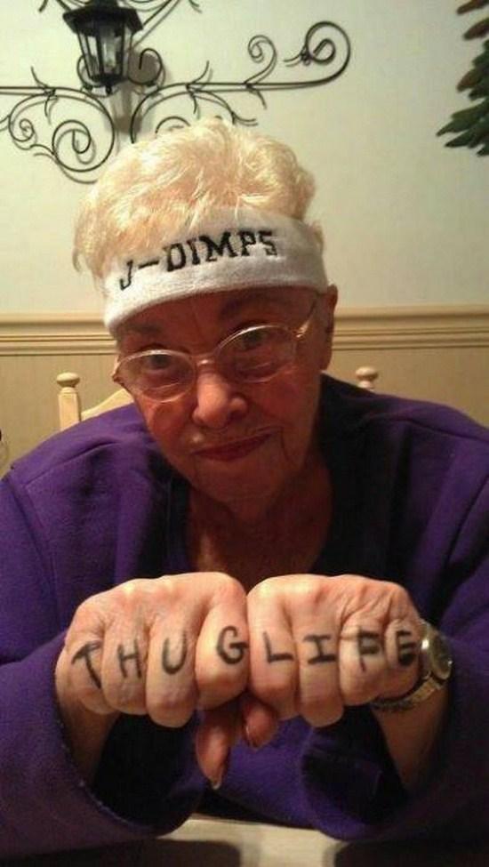 38 Gangster Grandmas Funcage
