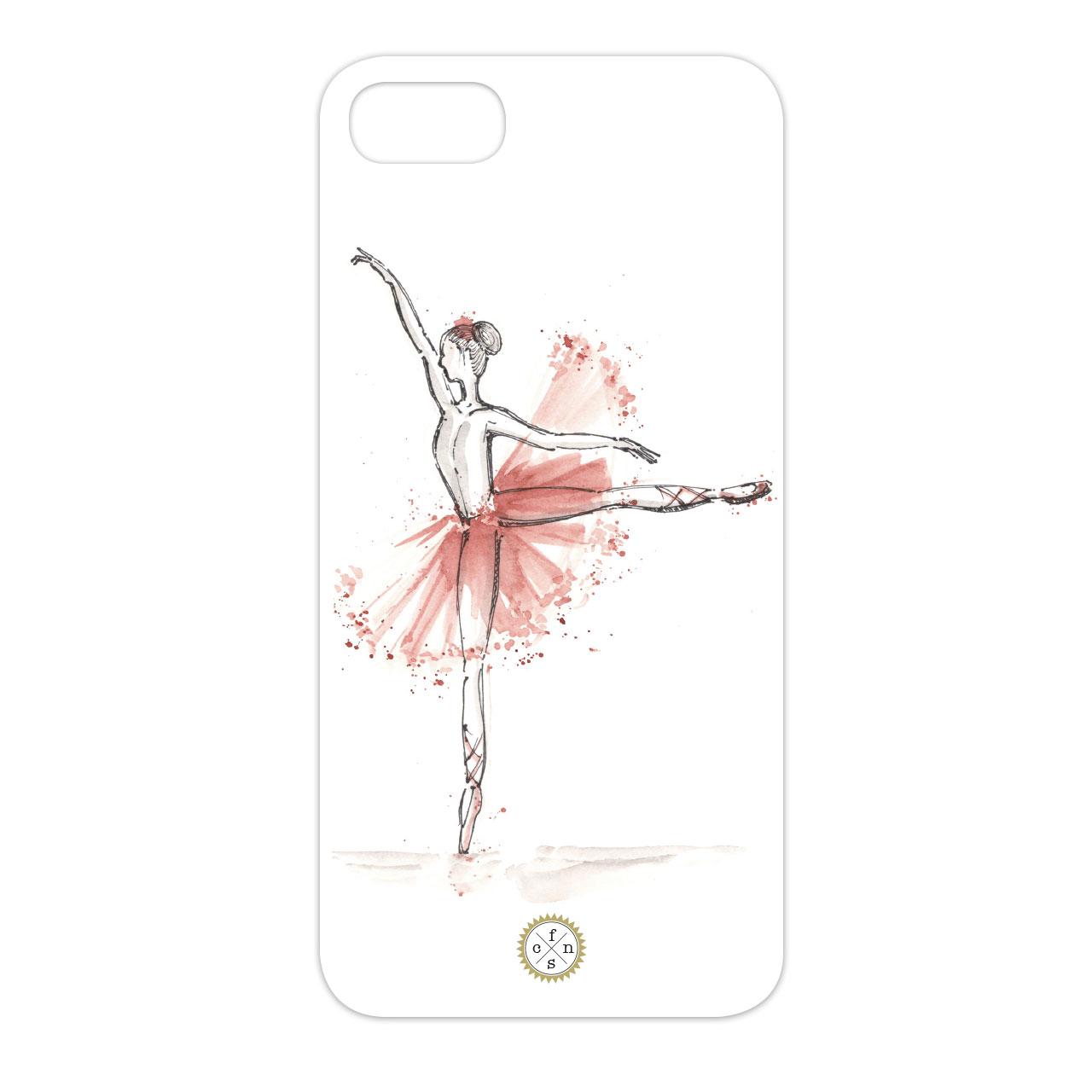Handyhulle Motiv Ballerina
