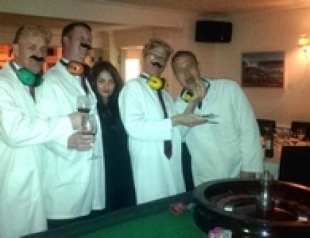 Themed Casino Night