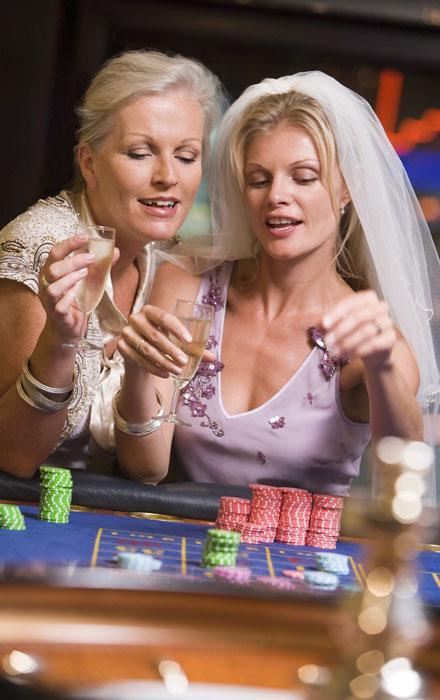 Wedding Casino Nights