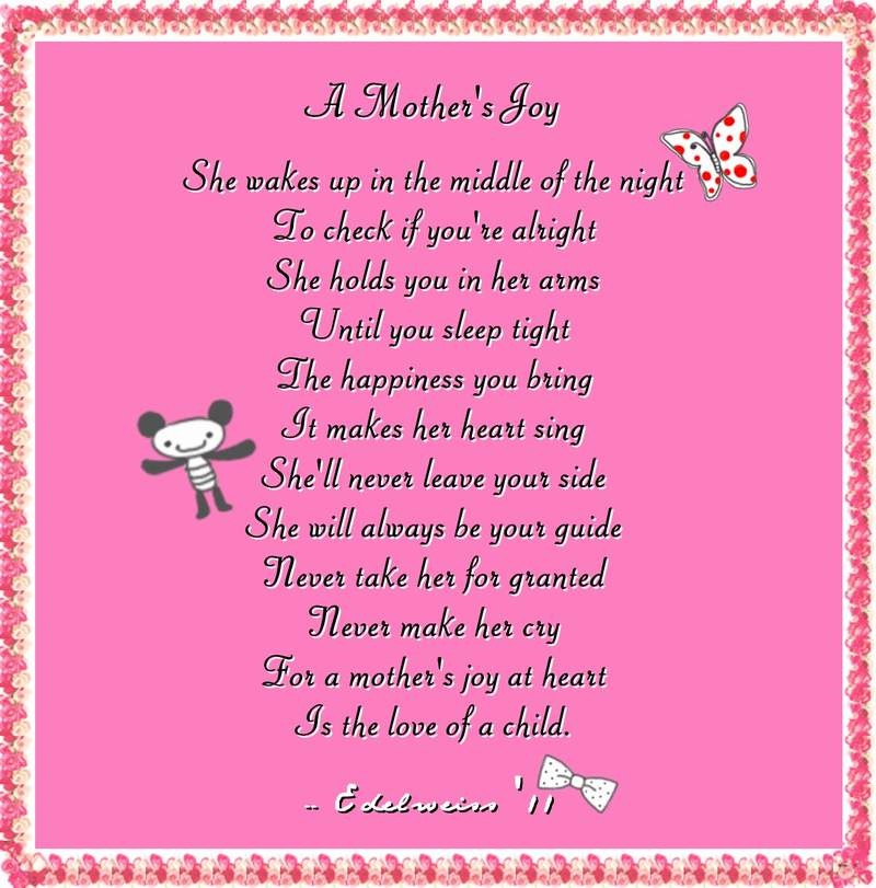 Sad I Miss You Quotes For Friends: I Love You Mother Poems Daughter