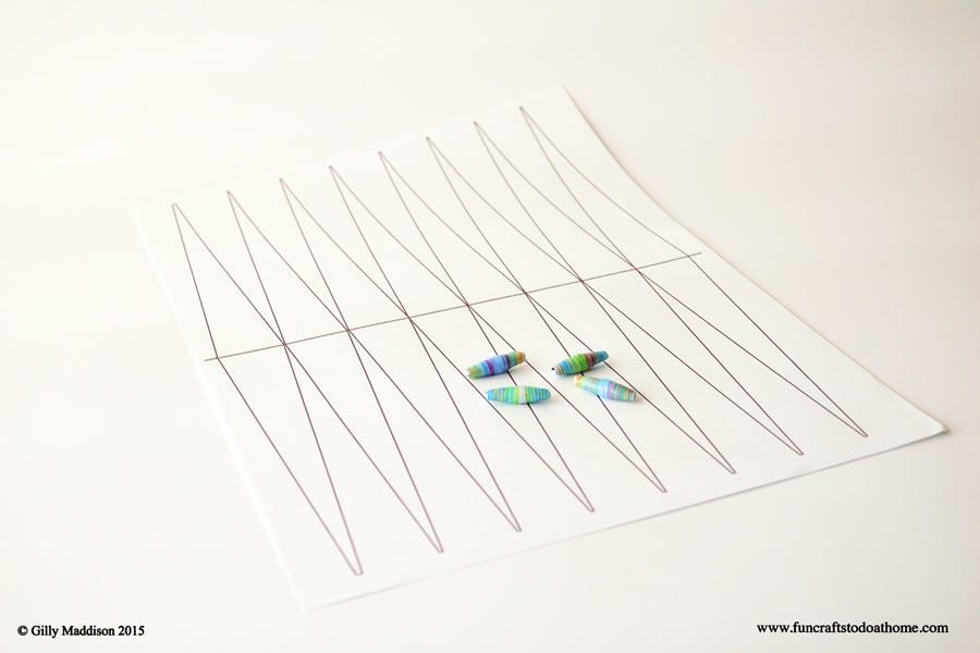 picture about Printable Paper Bead Templates named Oct 2015 Exciting Crafts In the direction of Do At Dwelling