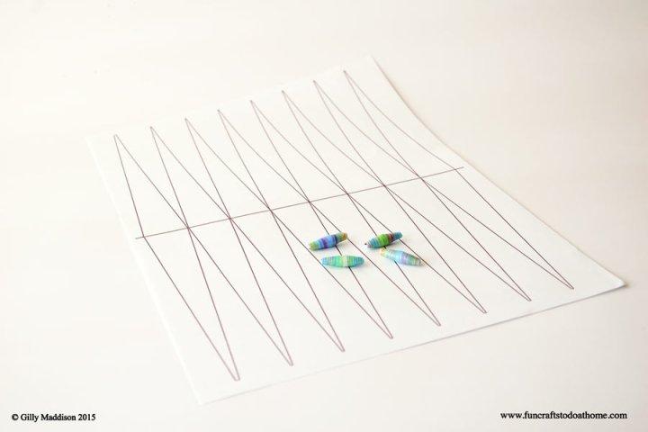 paper bead tool