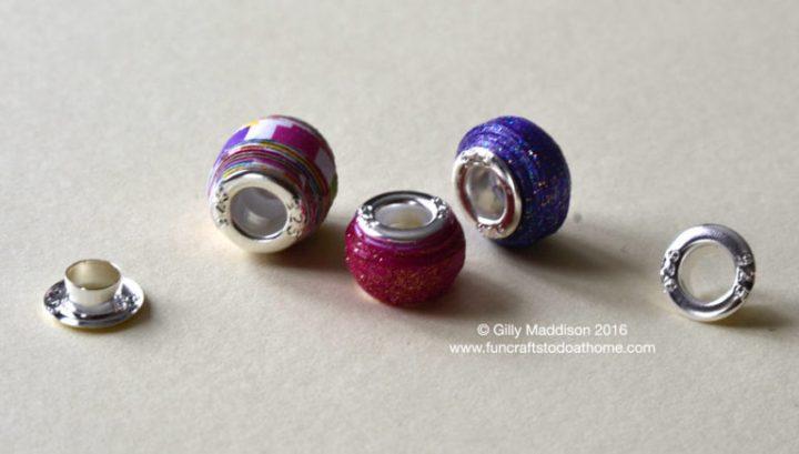 european style paper bead making tool