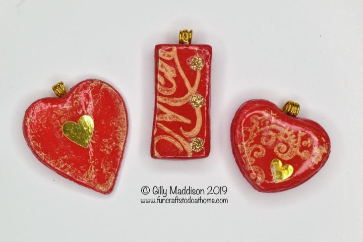easy to make pendants