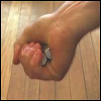 Hand Gripper Reps