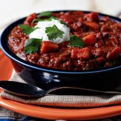 Recipe: Deanna Minich's Earthy Chili
