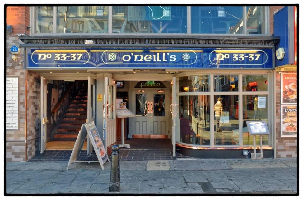Resultado de imagen de o'neills wardour street