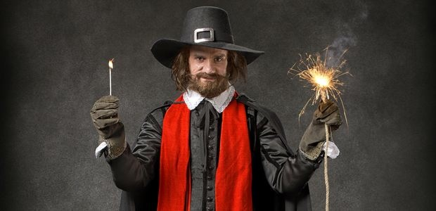How to make a recycled, DIY Guy Fawkes for your bonfire ...
