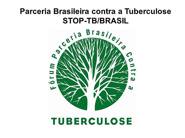 Resultado de imagem para parceria brasileira contra a tuberculose logo