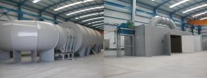 Bancos de ensayos de ventiladores y motores
