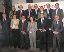 Todos los premiados en 2007 por la revista EJECUTIVOS