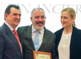 Premio AEEPP a elmundofinanciero