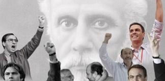 PSOE y el eslabón perdido
